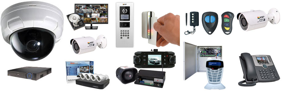 Image result for Security System Equipment banner
